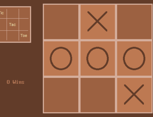 Tic-Tac-Toe within Nextion Logic